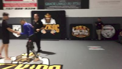 Corban Sainz vs Tony Torres Jitzking