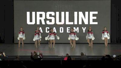Ursuline Academy Varsity Dance Team [2020 Small Varsity Pom Finals] 2020 NDA High School Nationals