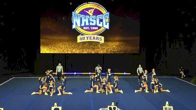 Minnetonka High School [2020 Medium Varsity Non Tumbling Finals] 2020 UCA National High School Cheerleading Championship