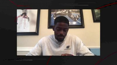 Travyon Bromell Speaks His Mind On Christian Coleman's Missed Tests
