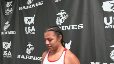 Destiny Rodriguez Came Out Strong To Punch Ticket To Who's Number One