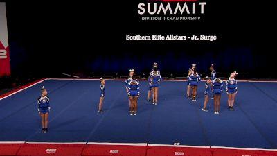 Southern Elite Allstars - Jr. Surge [2021 L2 Junior - Small Semis] 2021 The D2 Summit