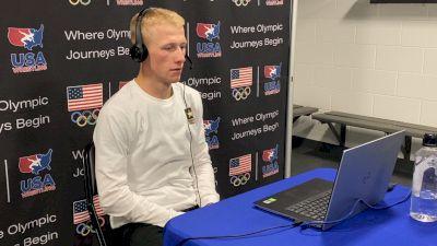 Dalton Roberts: 2021 U.S. National Champion (GR 60 kg)