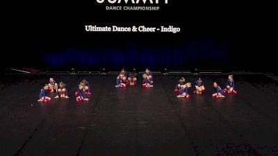 Ultimate Dance & Cheer - Indigo [2021 Mini Pom - Large Semis] 2021 The Dance Summit