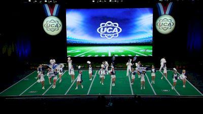 Mandeville High School [2021 Medium Coed Game Day Finals] 2021 UCA National High School Cheerleading Championship