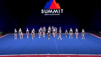 American Cheer - Sr Black [2021 L3 Senior Coed - Medium Semis] 2021 The Summit