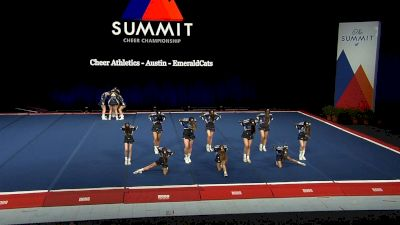 Cheer Athletics - Austin - EmeraldCats [2021 L1 Junior - Small Wild Card] 2021 The Summit