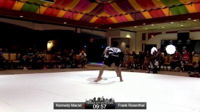 Kennedy Maciel vs Frank Rosenthal Emerald City Invitational Event #2