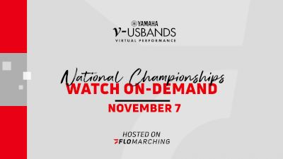 Awards Ceremony: 2020 USBands National Championships