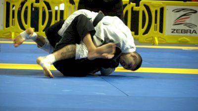 Jackson Nagai Chains Attacks Into A Triangle-Armbar Finish
