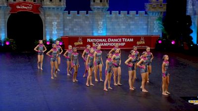 Studio L Dance Co. - Junior Varsity [2021 Junior - Jazz Semis] 2021 UDA National Dance Team Championship