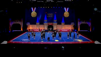 Cheer Nation Athletics - Legends [2021 L6 Senior Coed Open - Large Day 1] 2021 UCA International All Star Championship