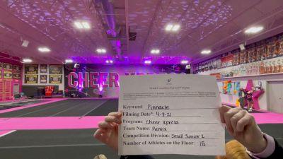 Cheer Xpress - REMIX [L2 Junior - Small] 2021 The Regional Summit Virtual Championships