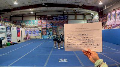 Northern Lights All Stars - HALOS [L4 Junior - D2] 2021 Coastal at the Capitol Virtual National Championship