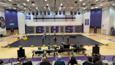 Baldwin Indoor Percussion - Un