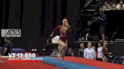 The Best Of Kara Eaker At US Championships