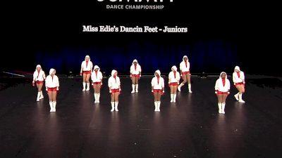 Miss Edie's Dancin Feet - Juniors [2021 Junior Hip Hop - Small Semis] 2021 The Dance Summit