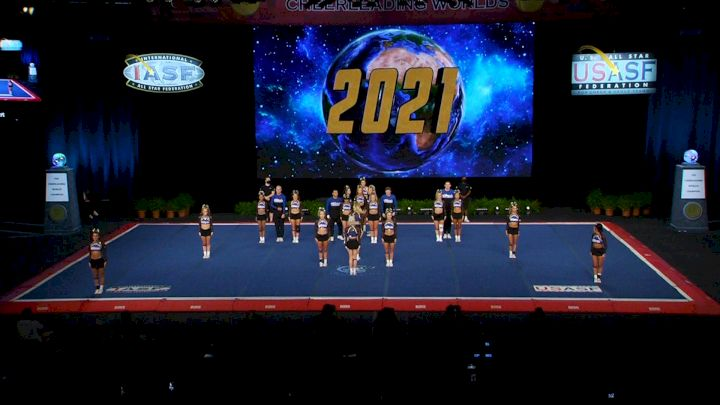 Ultimate Cheer Lubbock - Royal Court [2021 L7 International Open Small Coed Finals] 2021 The Cheerleading Worlds