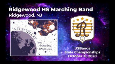 Interstellar - Ridgewood HS Marching Band