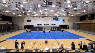 Northern Kentucky University [Small Coed Division I Virtual Finals] 2021 UCA & UDA College Cheerleading & Dance Team National Championship
