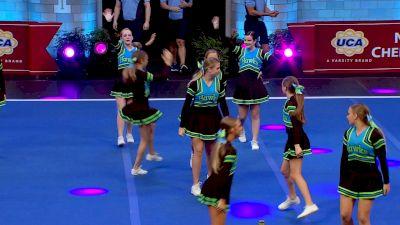 Valley Ridge Academy [2021 Large Junior High Semis] 2021 UCA National High School Cheerleading Championship