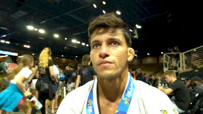 Livio Ribeiro Only Showed 50% Of His Game In Pans Title Run