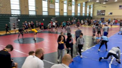 The Workout Mats At Fargo Are Packed