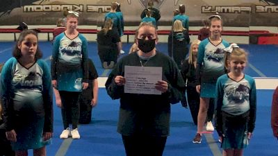 Colonie Pop Warner - Angels [Level 1 CheerAbilities] Varsity All Star Virtual Competition Series: Event III