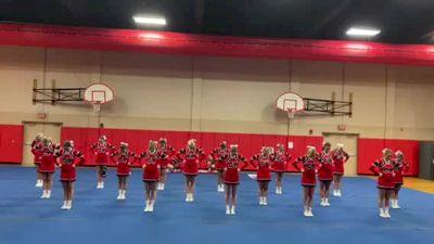 Cumberland Valley High School [Large Varsity] 2020 UCA Pocono Virtual Regional