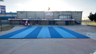 Tulare Western High School [High School - Band Chant - Cheer] 2021 USA Spirit & Dance Virtual National Championships