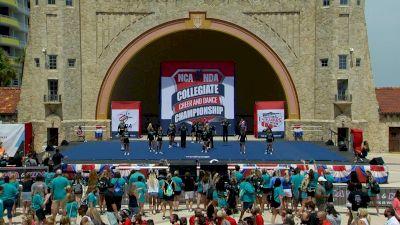 Coastal Carolina University [2021 Advanced Small Coed Division IA Finals] 2021 NCA & NDA Collegiate Cheer & Dance Championship