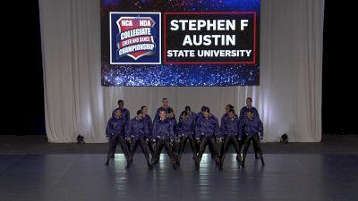 Stephen F Austin State University [2021 Team Performance Division I Prelims] 2021 NCA & NDA Collegiate Cheer & Dance Championship