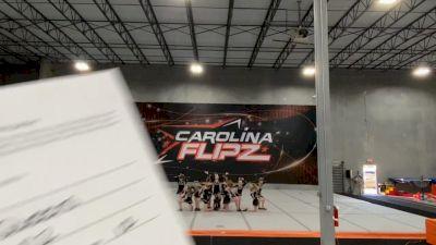 Carolina Flipz - BB Queens [L1.1 Youth - PREP] 2021 Varsity Rec, Prep & Novice Virtual Challenge IV