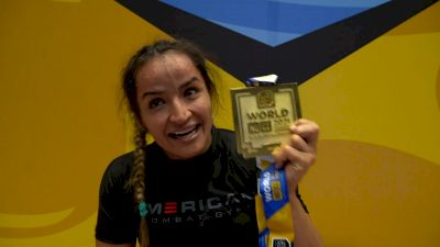 Talita Alencar Captures 4th No-Gi World Title In Return To Competition