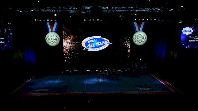 Cheer Florida All Stars - Sirens [2021 L3 Junior - Small Day 2] 2021 UCA International All Star Championship