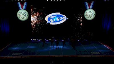 Jackson Cheer Company - Black Ops [2021 L4 Senior Coed - D2 - Medium Day 1] 2021 UCA International All Star Championship