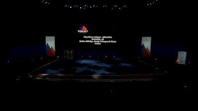 CheerForce Arizona - Adrenaline [2021 L1 U17 Finals] 2021 The Summit