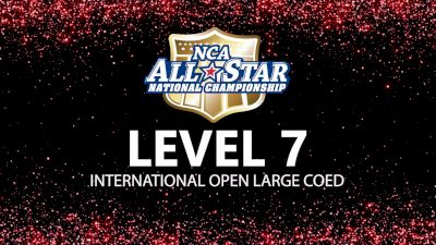Level 7 Brings The Difficulty At NCA All-Star Virtual Nationals!