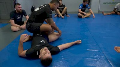 William Tackett: 6 Mins of Quick Leglock Attacking Drills