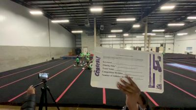 Cougars Competitive Cheer - Jags [L2 Performance Recreation - 14 and Younger (NON)] 2021Varsity Recreational Virtual Challenge III