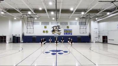 Fairview High School [Small Varsity - Pom] 2021 UDA West Spring Virtual Dance Challenge