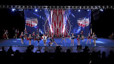 Bixby High School [2021 Game Day Large Varsity Finals] 2021 NCA High School Nationals