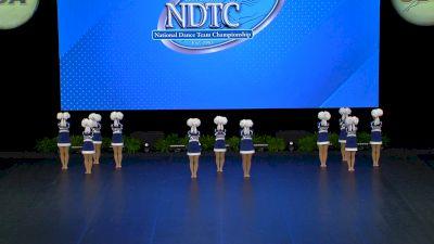 Mandeville High School [2021 Small Varsity Pom Semis] 2021 UDA National Dance Team Championship