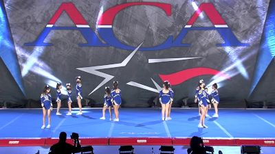 Tumble Queen - Reign [2021 L1.1 Youth Prep Day 1] 2021 ACA All Star DI Nationals
