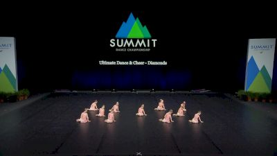 Ultimate Dance & Cheer - Diamonds [2021 Tiny Contemporary / Lyrical Finals] 2021 The Dance Summit