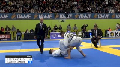 Patrick Gaudio Beats Fellipe Andrew With This Smooth Kneebar