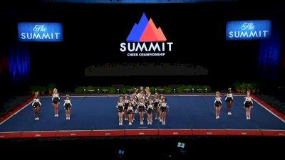 GymTyme All-Stars - Scarlet [2021 L2 Junior - Medium Semis] 2021 The Summit