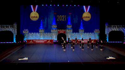 Chaparral High School [2021 Large Varsity Jazz Finals] 2021 UDA National Dance Team Championship