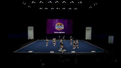 Sycamore High School [2021 Small Varsity Division II Semis] 2021 UCA National High School Cheerleading Championship