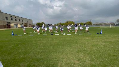 MacArthur High School [Virtual Large Varsity Game Day Semi Finals] 2021 UCA National High School Cheerleading Championship